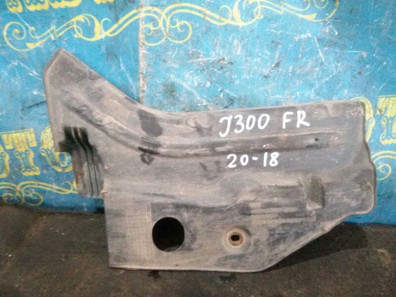 Защита двигателя Chevrolet Cruze J300 F16D3 2011 передняя правая