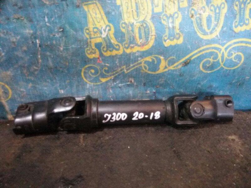 Рулевой карданчик Chevrolet Cruze J300 F16D3 2011