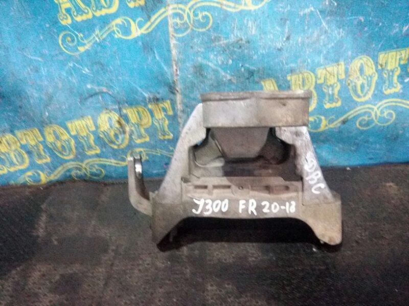 Подушка двигателя Chevrolet Cruze J300 F16D3 2011 передняя правая