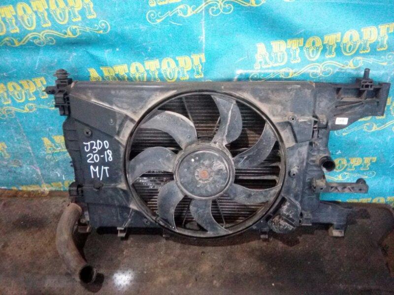 Радиатор основной Chevrolet Cruze J300 F16D3 2011