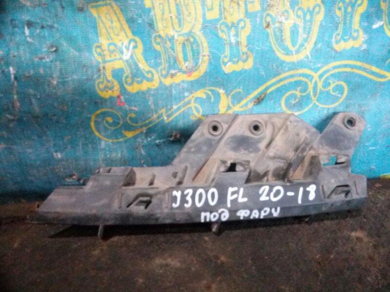 Крепление фары Chevrolet Cruze J300 F16D3 2011 переднее левое