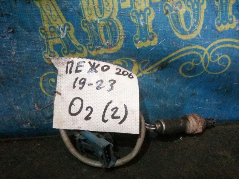 Датчик кислородный Peugeot 206 2AC TU3A 2006