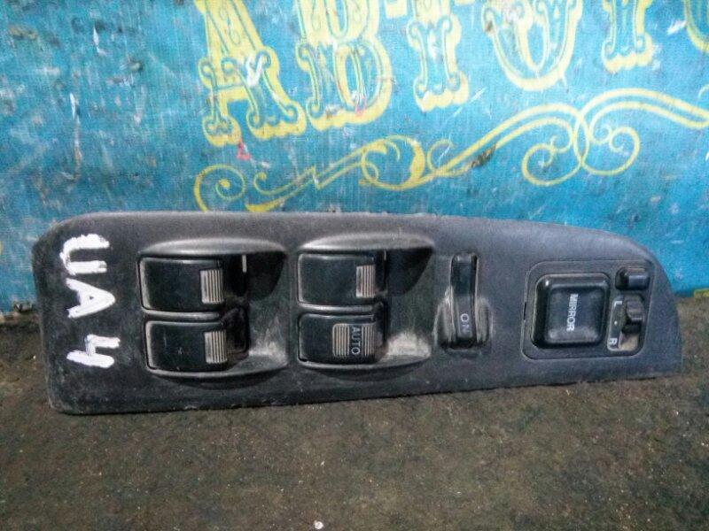Блок упр. стеклоподьемниками Honda Saber UA4 передний правый