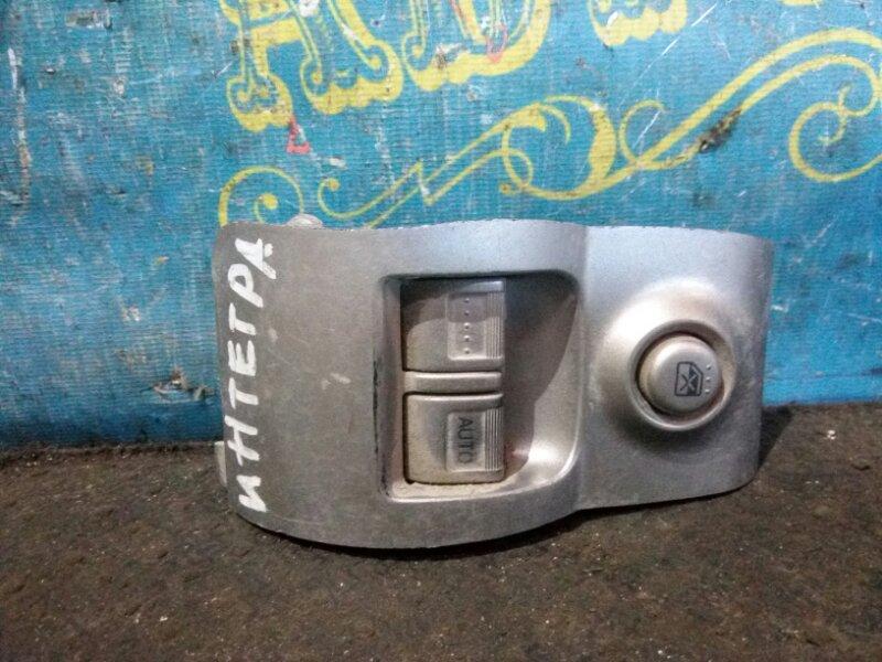 Блок упр. стеклоподьемниками Honda Integra DC5 передний правый