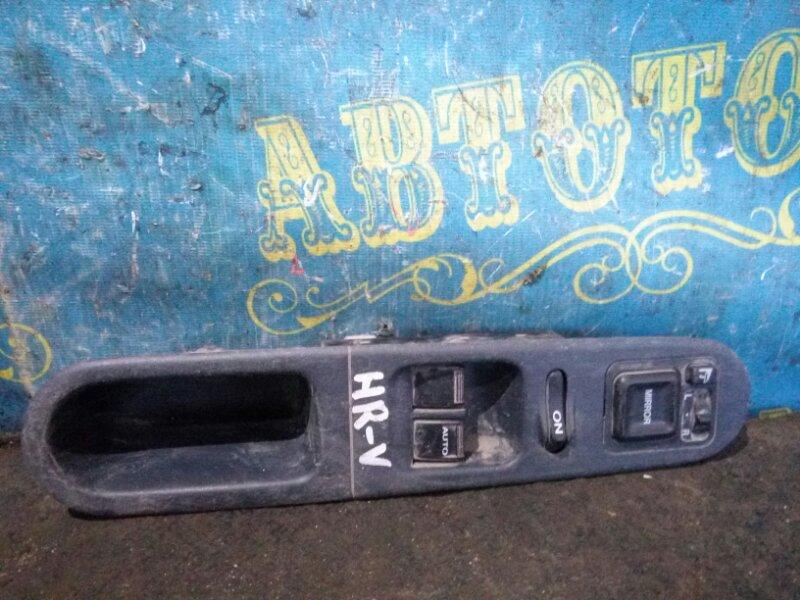 Блок упр. стеклоподьемниками Honda Hrv GH2 D16A передний правый