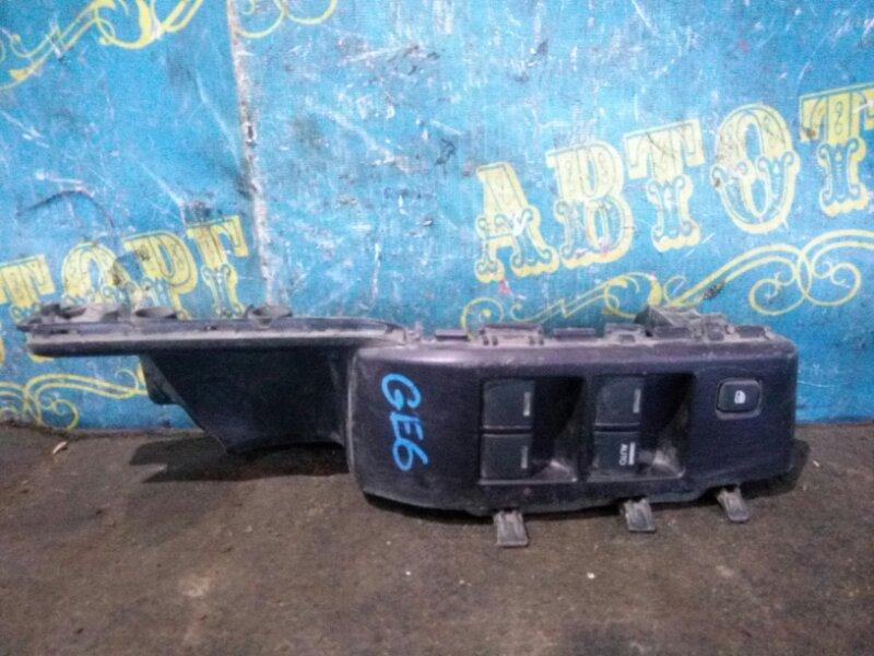 Блок упр. стеклоподьемниками Honda Fit GE6 L13A передний правый