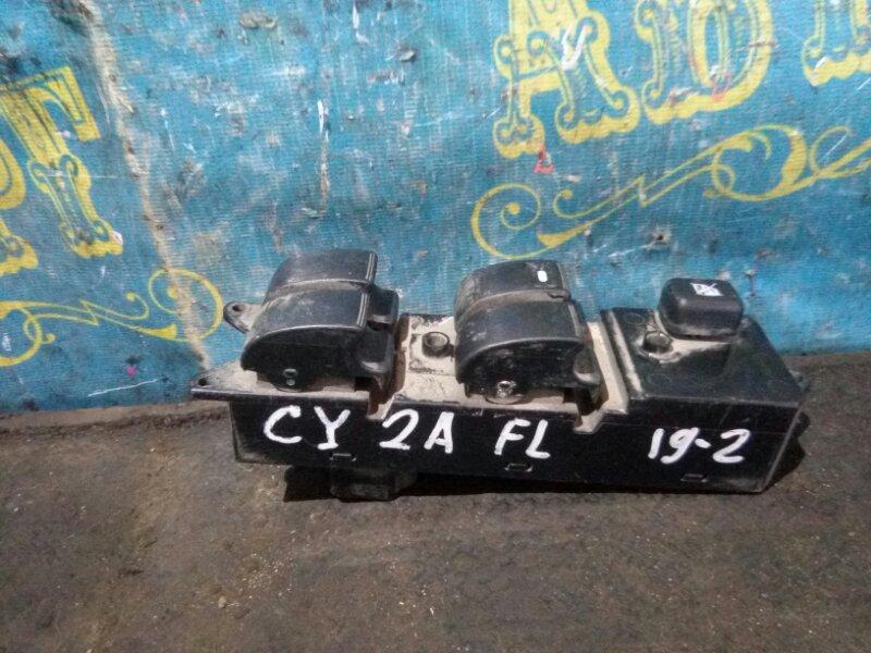 Блок упр. стеклоподьемниками Mitsubishi Lancer X CY2A 4A91 2010 передний левый