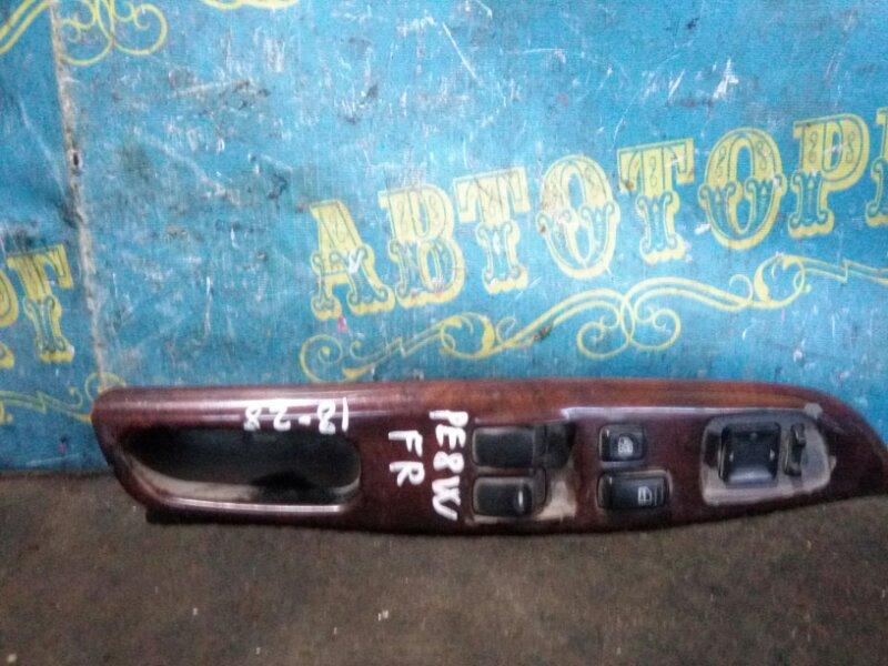 Блок упр. стеклоподьемниками Mitsubishi Delica PE8W 4M40 1999 передний правый