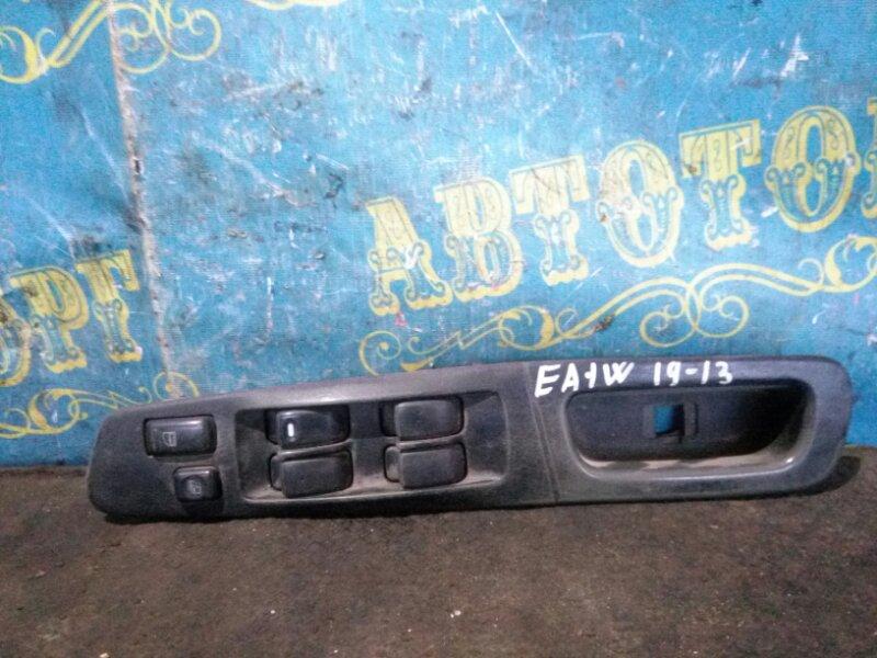 Блок упр. стеклоподьемниками Mitsubishi Legnum EA1W 4G93 1998 передний правый