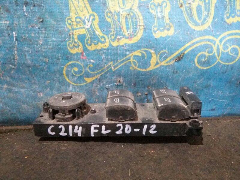 Блок упр. стеклоподьемниками Ford C-Max C214 AODA 2005 передний левый