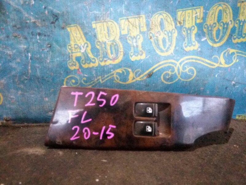 Блок упр. стеклоподьемниками Chevrolet Aveo T250 F14D4 2008 передний левый