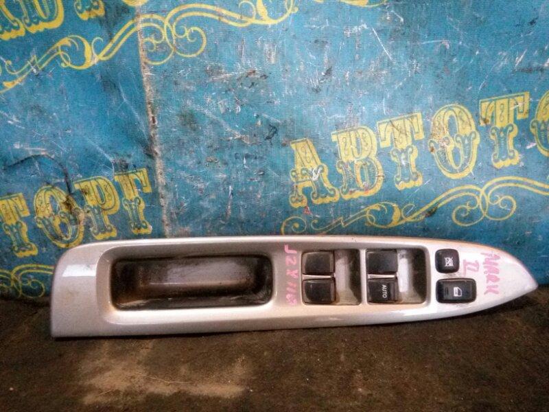 Блок упр. стеклоподьемниками Toyota Mark Ii JZX110 передний правый