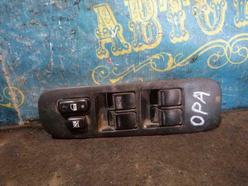 Блок упр. стеклоподьемниками Toyota Opa ZCT10 передний правый