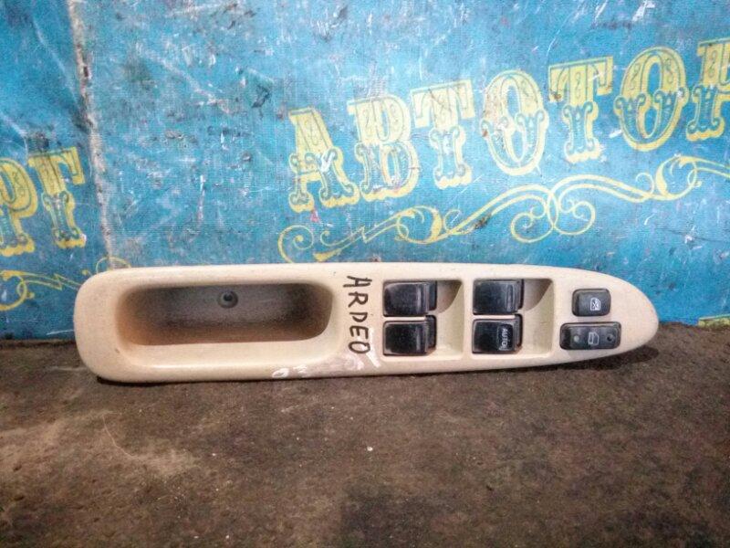 Блок упр. стеклоподьемниками Toyota Vista Ardeo ZZV50 передний правый