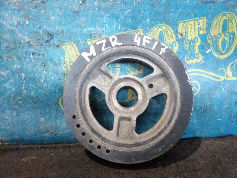 Шкив каленвала Mazda 6 GH LF17 2008
