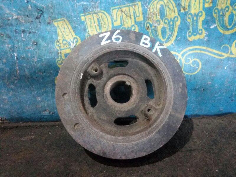 Шкив каленвала Mazda 3 BK Z6