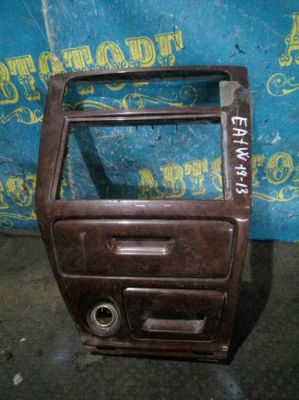Консоль магнитофона Mitsubishi Legnum EA1W 4G93 1998
