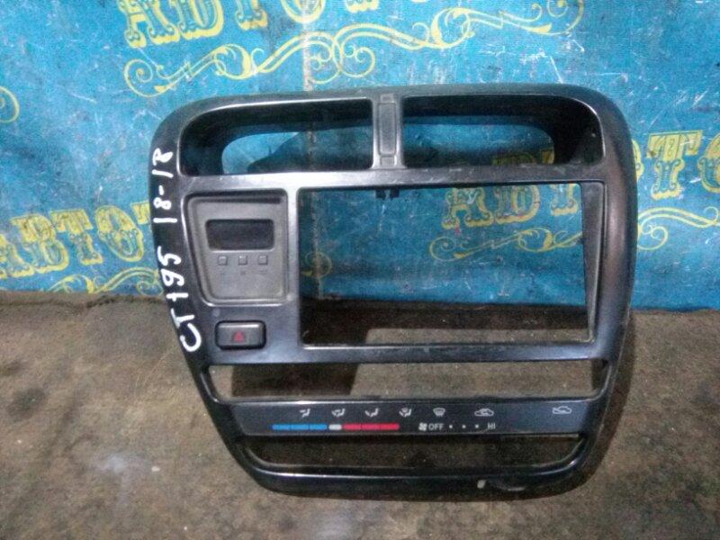 Консоль магнитофона Toyota Carina CT195 2C 1992