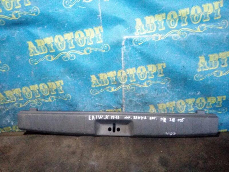 Накладка замка багажника Mitsubishi Legnum EA1W 4G93 1998