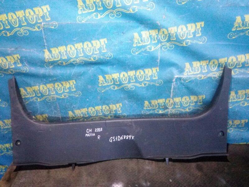 Накладка замка багажника Mazda 6 GH LF17 2008