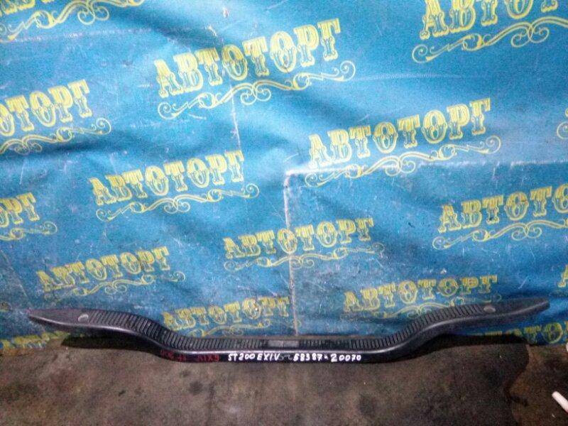 Накладка замка багажника Toyota Corona Exiv ST200