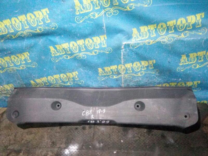 Накладка замка багажника Ford Focus 3 CB8 PNDA 2012