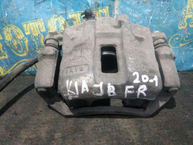 Суппорт Kia Rio JB G4EE 2011 передний правый