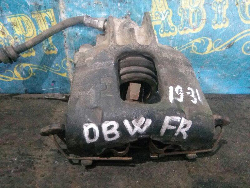 Суппорт Ford Focus DBW EYDC 1998 передний правый