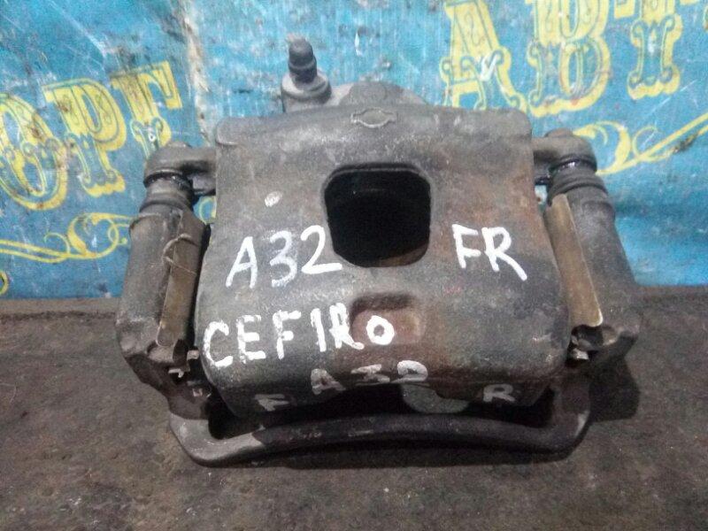 Суппорт Nissan Cefiro A32 передний правый