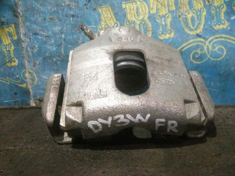 Суппорт Mazda Demio DY3W передний правый