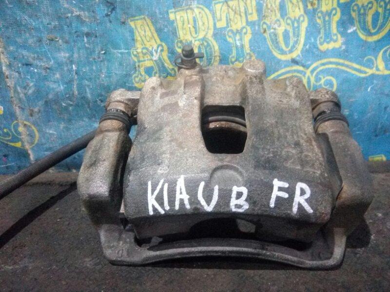 Суппорт Kia Rio UB G4FC 2013 передний правый