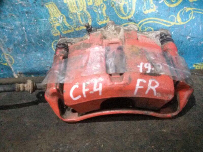 Суппорт Honda Accord CF4 F20B 1998 передний правый