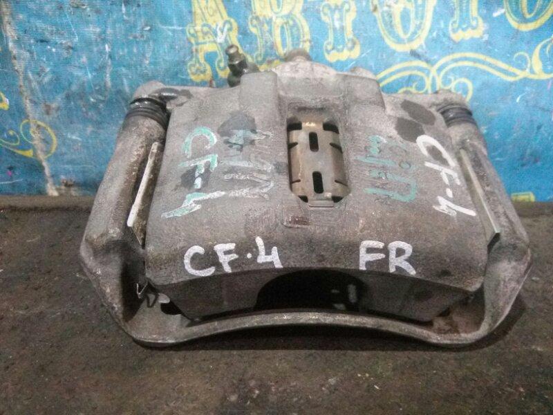 Суппорт Honda Accord CF4 F20B передний правый