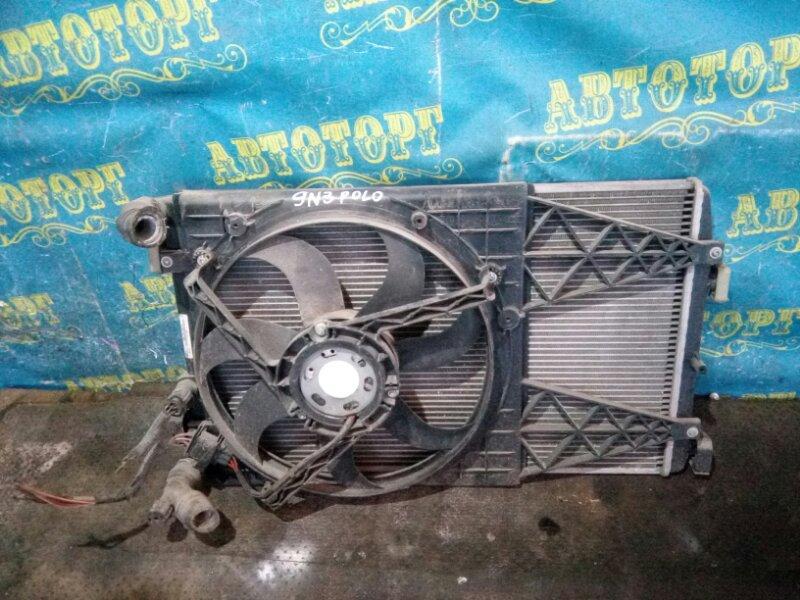 Радиатор основной Volkswagen Polo 9N3
