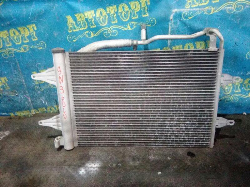 Радиатор кондиционера Volkswagen Polo 9N3