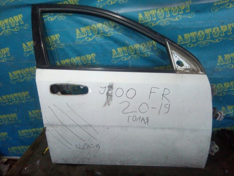 Дверь Chevrolet Lacetti J200 F16D3 2008 передняя правая