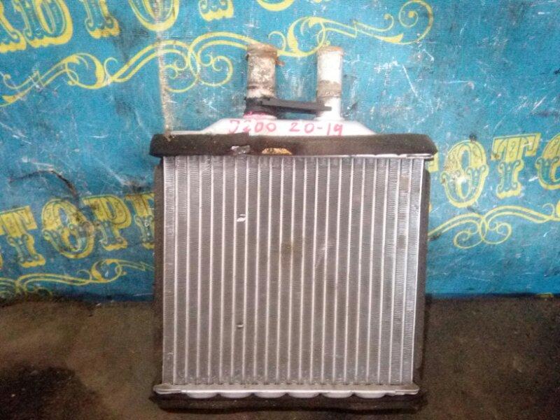 Радиатор печки Chevrolet Lacetti J200 F16D3 2008