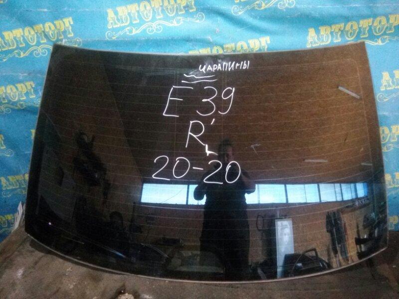 Стекло заднее Bmw 5 Series E39 M52B25 1998