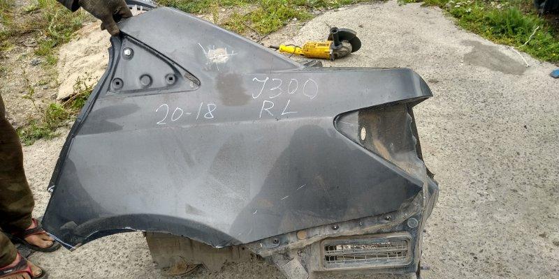 Крыло Chevrolet Cruze J300 F16D3 2011 заднее левое