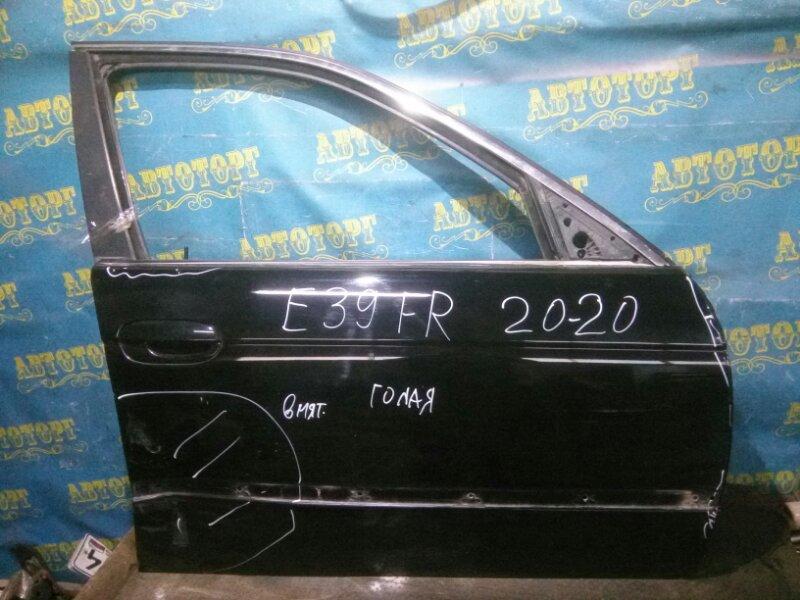 Дверь Bmw 5 Series E39 M52B25 1998 передняя правая