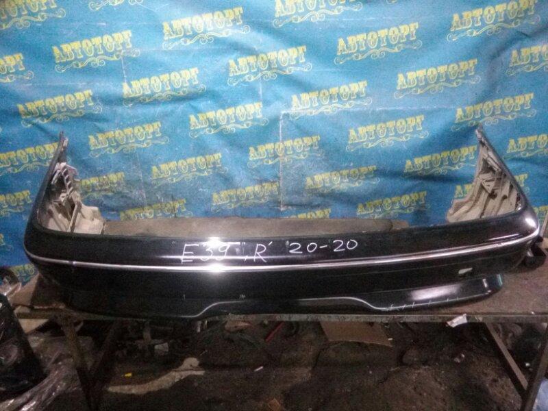 Бампер Bmw 5 Series E39 M52B25 1998 задний