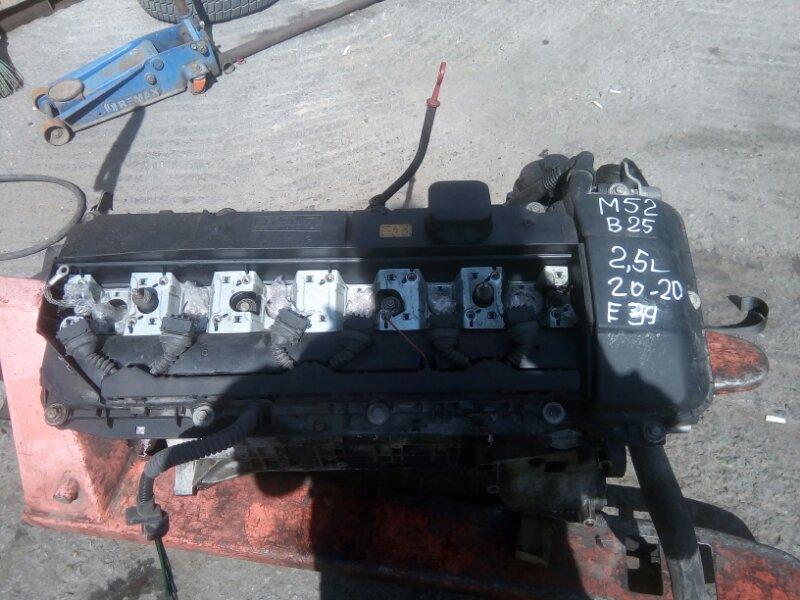 Двигатель Bmw 5 Series E39 M52B25 1998