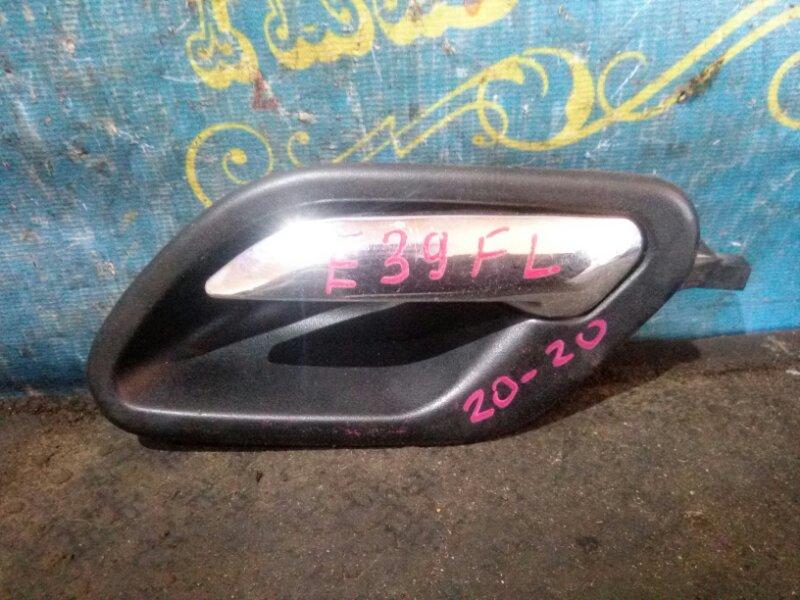 Ручка двери внутренняя Bmw 5 Series E39 M52B25 1998 передняя левая