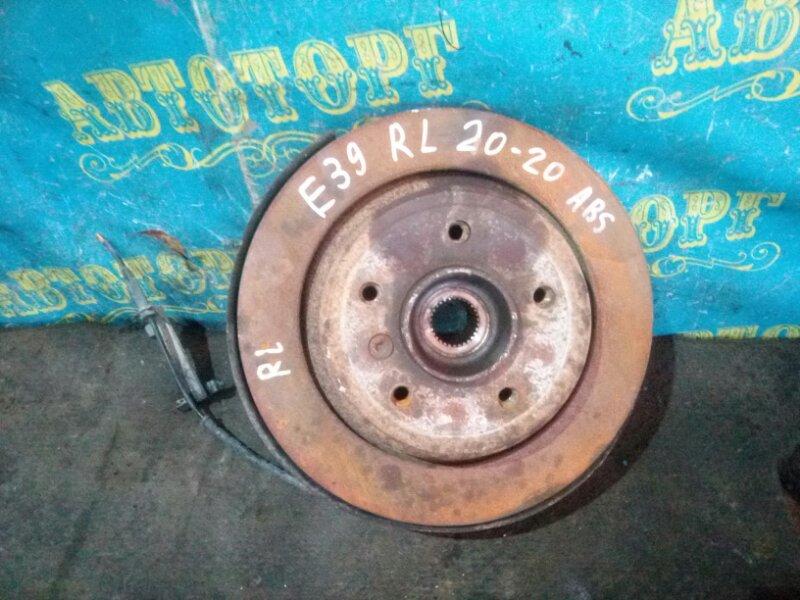 Ступица Bmw 5 Series E39 M52B25 1998 задняя левая