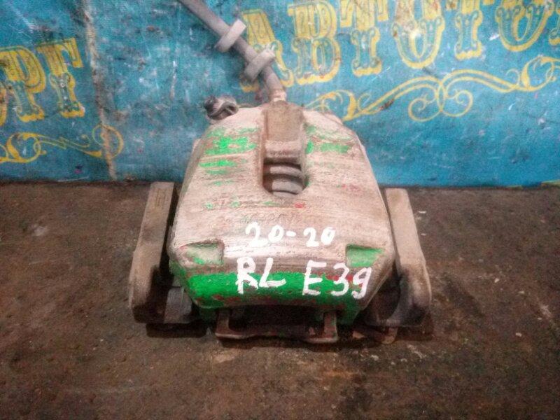 Суппорт Bmw 5 Series E39 M52B25 1998 задний левый