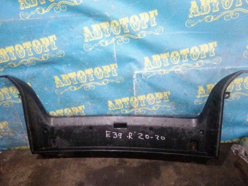 Накладка замка багажника Bmw 5 Series E39 M52B25 1998