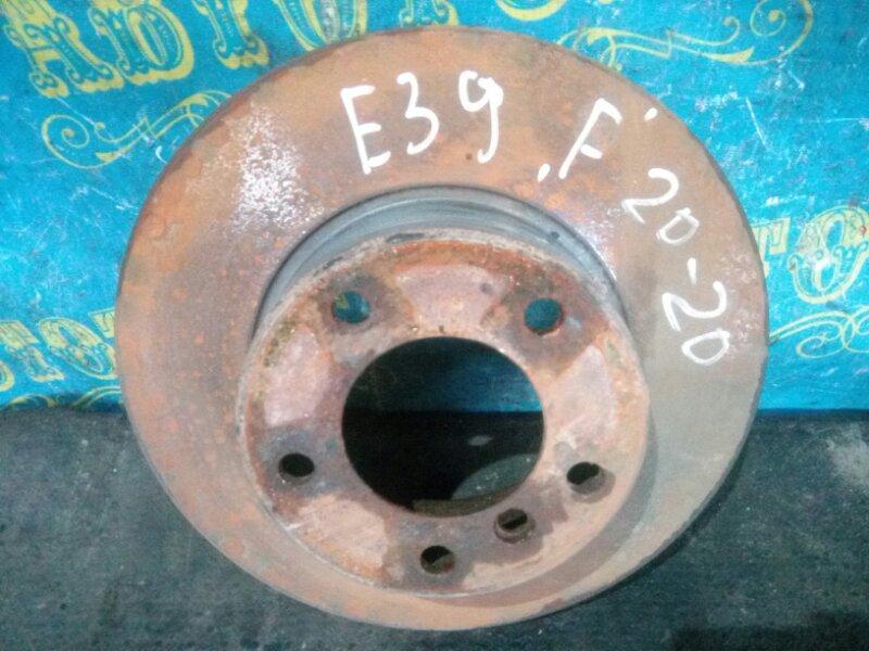 Тормозной диск Bmw 5 Series E39 M52B25 1998 передний