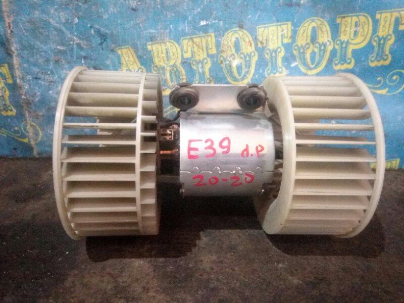 Мотор печки Bmw 5 Series E39 M52B25 1998 передний