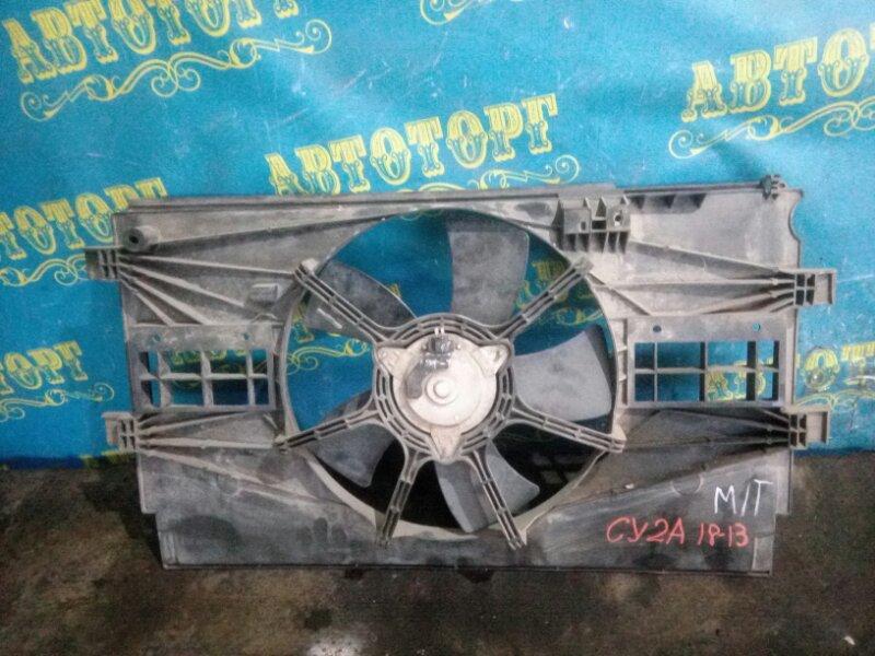 Диффузор радиатора Mitsubishi Lancer X CY2A 4A91 2008
