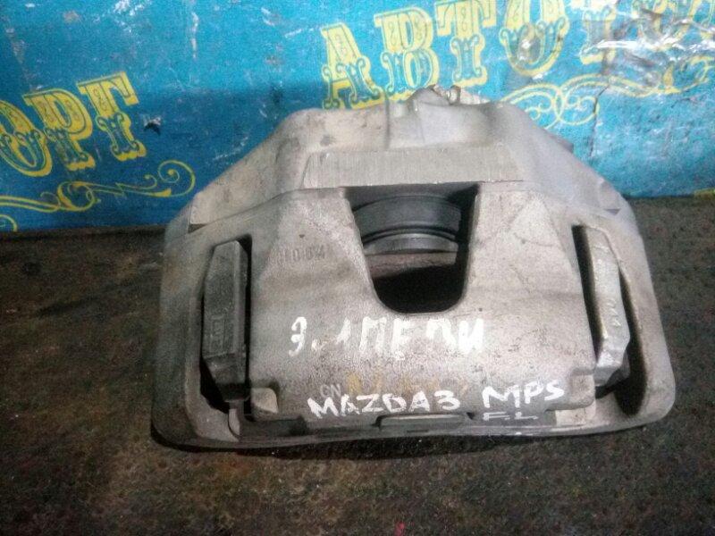Суппорт Mazda 3 Mps BK передний левый